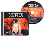 Xenia Seeberg Personal Private Collection of Pictures, Photographs, CD, Posters, Button, Key Chain, Pen and Mouse Pad